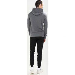 Calvin Klein Jeans HARPO Bluza z kapturem grey. Szare kardigany męskie Calvin Klein Jeans, m, z bawełny, z kapturem. Za 499,00 zł.