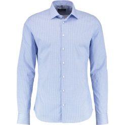 Koszule męskie na spinki: Seidensticker XSLIM FIT Koszula biznesowa hellblau