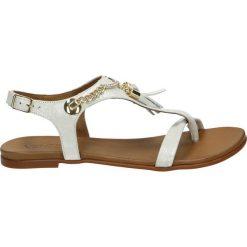 Sandały damskie: Sandały – 17215 FLO SIL