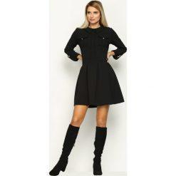 Czarna Sukienka Beauty Layla. Sukienki małe czarne marki other, uniwersalny. Za 89,99 zł.