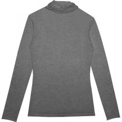 Sweter kaszmirowy w kolorze szarym. Szare swetry klasyczne damskie marki Ateliers de la Maille, z kaszmiru. W wyprzedaży za 363,95 zł.