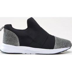 Buty sportowe damskie: Sportowe buty – Czarny