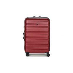 Walizki twarde Delsey  SEGUR TR 4DR 70CM. Czerwone torebki klasyczne damskie marki Delsey. Za 789,00 zł.