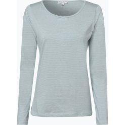 Marie Lund - Damska koszulka z długim rękawem, zielony. Zielone t-shirty damskie Marie Lund, s, z bawełny. Za 89,95 zł.