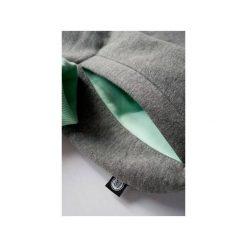 Bluza grafitowa Jungle in my Heart. Szare bluzy z kieszeniami damskie ŁAP NAS, l, z aplikacjami, z bawełny. Za 179,00 zł.