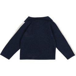 Sense Organics ZGREEN BABY PICASSO WRAP JACKET Kardigan navy melange. Niebieskie swetry dziewczęce Sense Organics, z bawełny. Za 129,00 zł.