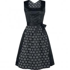 Black Premium by EMP Hedi's Dirndl Sukienka czarny. Czarne sukienki balowe marki Black Premium by EMP, xl, z poliesteru. Za 99,90 zł.