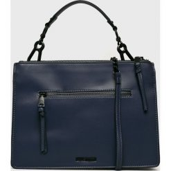 Steve Madden - Torebka Bfaye. Czarne torebki klasyczne damskie marki Steve Madden, w paski, z materiału, średnie. Za 389,90 zł.