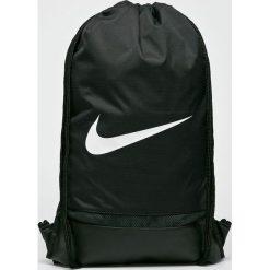Nike - Plecak. Czarne plecaki męskie Nike, z poliesteru. Za 49,90 zł.