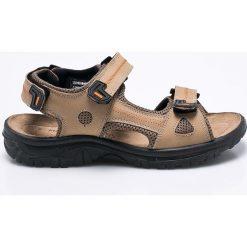 Sandały męskie skórzane: Marco Tozzi – Sandały