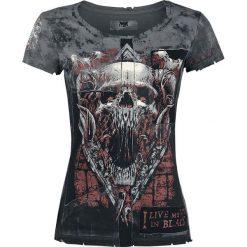 Black Premium by EMP Keep Me Going Koszulka damska czarny. Czarne bluzki damskie marki Black Premium by EMP, xl, z poliesteru. Za 79,90 zł.