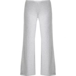 Piżamy damskie: Cosabella MINIMALISTA WIDE LEG PANT Spodnie od piżamy heath gray/silver