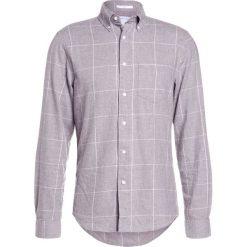 Koszule męskie na spinki: Gant Rugger WINDBLOWN SLIM FIT Koszula grey melange