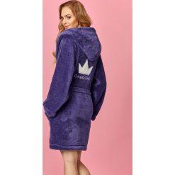 Damski szlafrok First Lady. Różowe szlafroki kimona damskie Astratex, z haftami. Za 150,99 zł.