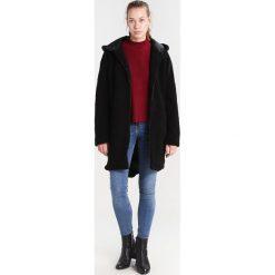 Płaszcze damskie pastelowe: Noisy May NMHOLMES  Krótki płaszcz black