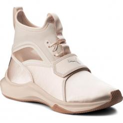 Buty PUMA - Phenom Satin EP Wn's 190519 02 Pearl/Pearl. Czerwone buty do fitnessu damskie Puma, z materiału. W wyprzedaży za 289,00 zł.