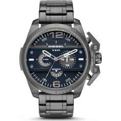Diesel - Zegarek DZ4398. Czarne zegarki męskie marki Fossil, szklane. W wyprzedaży za 999,90 zł.
