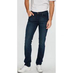 Lee - Jeansy Daren. Niebieskie jeansy męskie regular Lee. Za 329,90 zł.