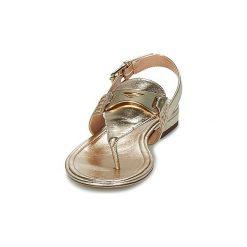 Sandały Lauren Ralph Lauren  DAYNA. Żółte sandały damskie Lauren Ralph Lauren. Za 351,20 zł.