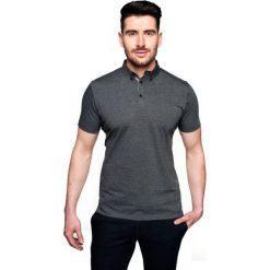 Koszulki polo: koszulka polo becker grafit