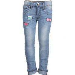 Blue Seven - Jeansy dziecięce 92-128 cm. Niebieskie jeansy dziewczęce Blue Seven, z bawełny. Za 139,90 zł.