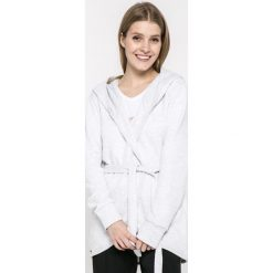Sublevel - Bluza. Szare bluzy z kapturem damskie marki Sublevel, m, z bawełny. W wyprzedaży za 59,90 zł.