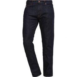GANT Jeansy Straight Leg dark blue. Niebieskie jeansy męskie GANT. Za 419,00 zł.