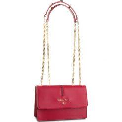 Torebka PATRIZIA PEPE - 2V5920/A2OI-R616 Ruby. Czarne torebki klasyczne damskie marki Patrizia Pepe, ze skóry. W wyprzedaży za 689,00 zł.