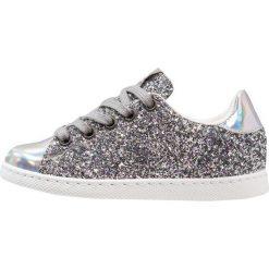 Trampki chłopięce: Victoria Shoes DEPORTIVO GLITTER Tenisówki i Trampki plata