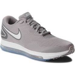 Buty NIKE - Zoom All Out Low 2 AJ0035 007 Atmosphere Grey/Vast Grey. Szare buty do biegania męskie Nike, z materiału, nike zoom. W wyprzedaży za 429,00 zł.