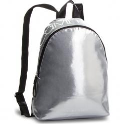 Plecak CALVIN KLEIN - Ck Essential Backpack K60K604811 067. Szare plecaki męskie Calvin Klein, z materiału. Za 349,00 zł.