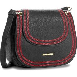 Torebka MONNARI - BAG8030-020  Black. Czarne torebki klasyczne damskie Monnari. W wyprzedaży za 129,00 zł.