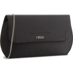 Torebka NOBO - NBAG-F1010-C020 Czarny. Czarne torebki klasyczne damskie marki Nobo, ze skóry ekologicznej. W wyprzedaży za 99,00 zł.