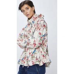 Pepe Jeans - Kurtka Jakna. Szare kurtki damskie jeansowe marki Pepe Jeans, l, z kapturem. W wyprzedaży za 349,90 zł.