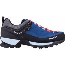 Buty trekkingowe damskie: Salewa Buty damskie WS Mountain Trainer GTX Dark Denim/Papavero r. 37 (63468-8673)