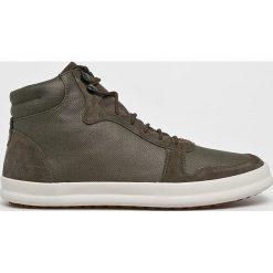 Camper - Buty Chasis Sport. Szare buty skate męskie Camper, z materiału, na sznurówki. W wyprzedaży za 379,90 zł.
