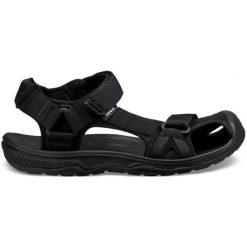 Teva Sandały Męskie Hurricane Toe Pro 2 Black, 45.5. Czarne sandały męskie Teva, z gumy. Za 365,00 zł.