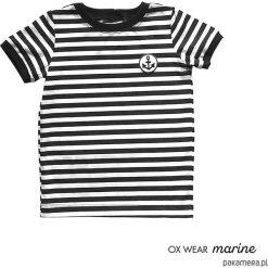 T-shirty chłopięce: TSHIRT – OX marine- ANCHOR