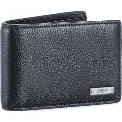 Portfele męskie: Duży Portfel Męski BOSS – Element 6 Cc Coin F 50328622 Black 001