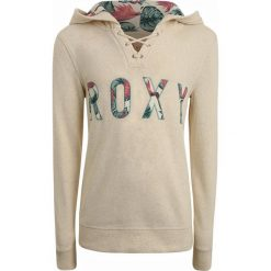 Roxy HOPE YOU KNOW Bluza z kapturem mottled grey. Szare bluzy dziewczęce rozpinane Roxy, z bawełny, z kapturem. W wyprzedaży za 170,10 zł.