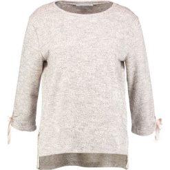 Bluzki asymetryczne: Betty & Co Bluzka z długim rękawem rose/silver