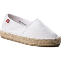 Tomsy damskie: Espadryle BIG STAR – AA274676 White