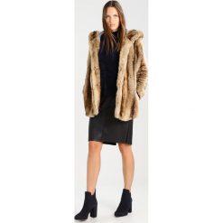 Kurtki i płaszcze damskie: SET Płaszcz zimowy brown camel