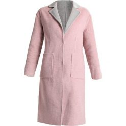 Płaszcze damskie: Topshop Płaszcz wełniany /Płaszcz klasyczny pink