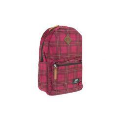 Plecaki New Balance  Plecak  Check NB8863. Czerwone plecaki męskie New Balance. Za 119,99 zł.