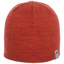 4F Męska Czapka H4Z17 cam002 Pomarańcz L-Xl. Czerwone czapki zimowe męskie 4f, z tkaniny. W wyprzedaży za 21,00 zł.