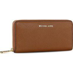 Portfele damskie: Duży Portfel Damski MICHAEL KORS – Bedford 32H2MBFE1L Luggage