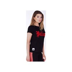 Believe Black T-shirt. Białe t-shirty męskie z nadrukiem Kingsize, l, z zamszu. Za 69,00 zł.