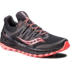 Buty SAUCONY - Xodus Iso 3 S20449-35 Blk/Viz Red. Czarne buty do biegania męskie Saucony, z gumy. W wyprzedaży za 379,00 zł.