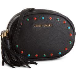 Torebka JENNY FAIRY - RC13643 Czarny. Czarne torebki klasyczne damskie Jenny Fairy. Za 59,99 zł.